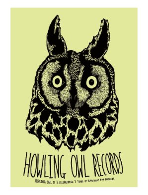 Howling Owl