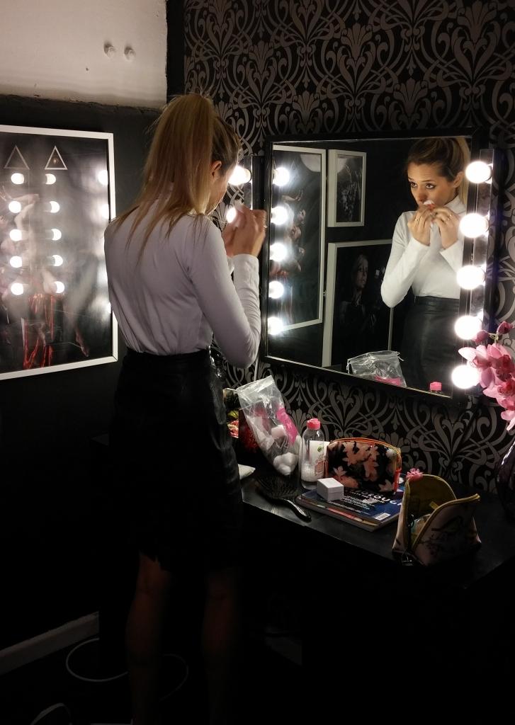 kp dressing room